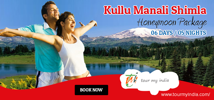 Shimla Kullu Manali Honeymoon Tour