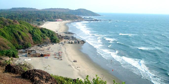 Vagator-Beach--Goa