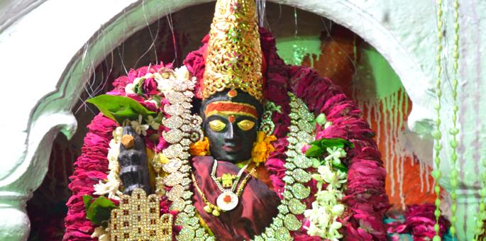 Vishalaskshi-Devi-Temple