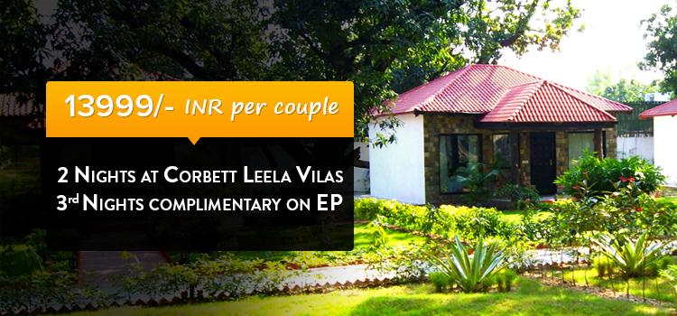 Corbett Leela Vilas offers