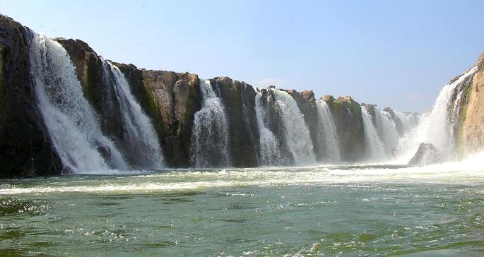 Hoggennakal-falls
