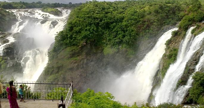 shivasamudram-falls