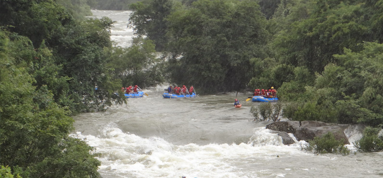 Barapole River Rafting Coorg