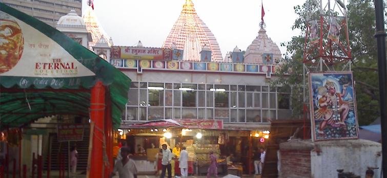 Hanuman-Mandir,-Connaught-P