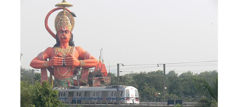 Hanuman-Mandir,-Jhandewalan
