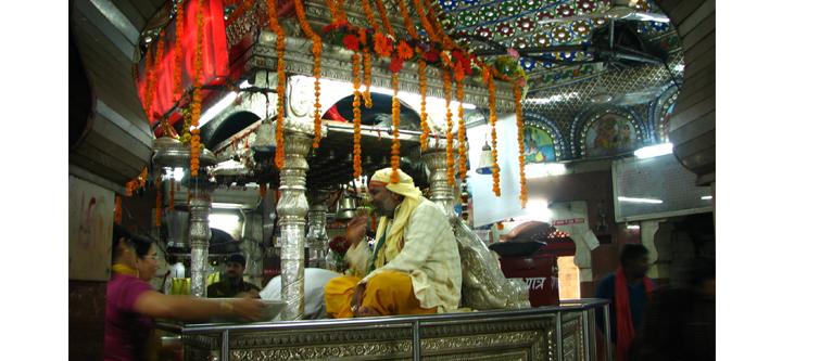 Kalkaji-Temple