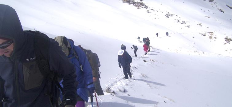 Kuari-Pass-trek