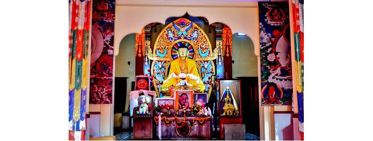 Ladakh-Buddhist-Vihara