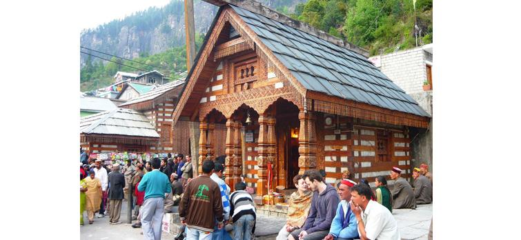 Vashisht-Village