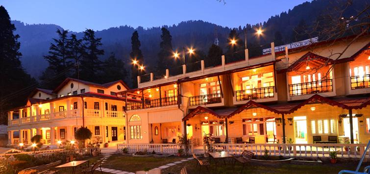 Himalaya-Hotel
