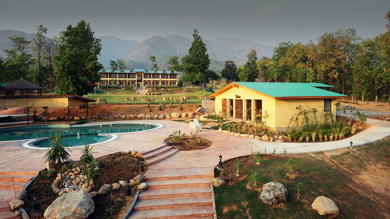 Best Hotels & Resorts to Stay in Corbett, Nainital & Ranikhet