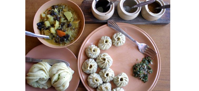 Leh Ladakh Food