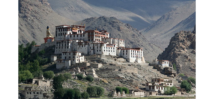 Ladakh Monestary