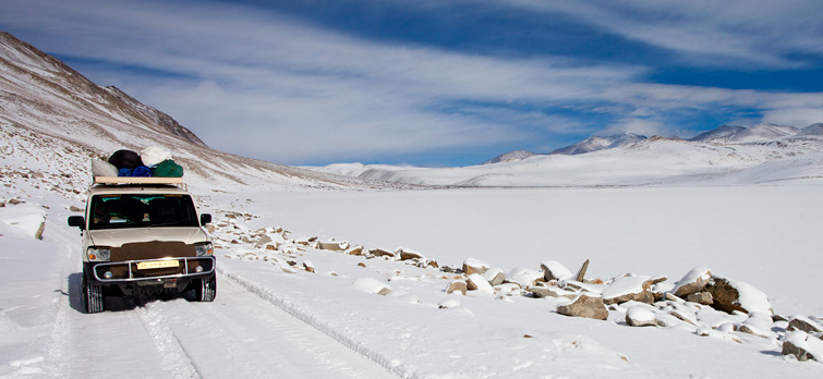 Ladakh Mountain Passes