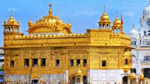 Chandigarh - Amritsar Sikh Pilgrimage Tour