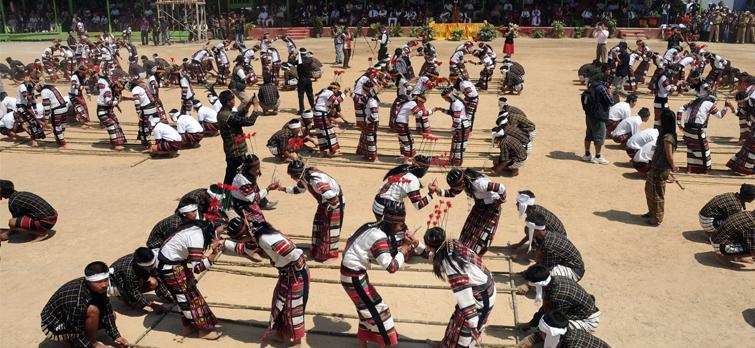 Chapchar Kut Festival Mizoram