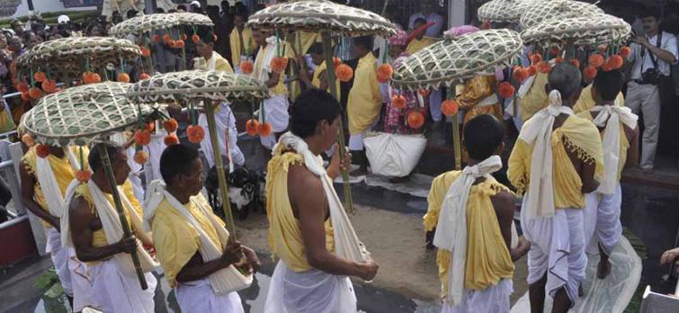 Kharchi Puja Festival Tripura