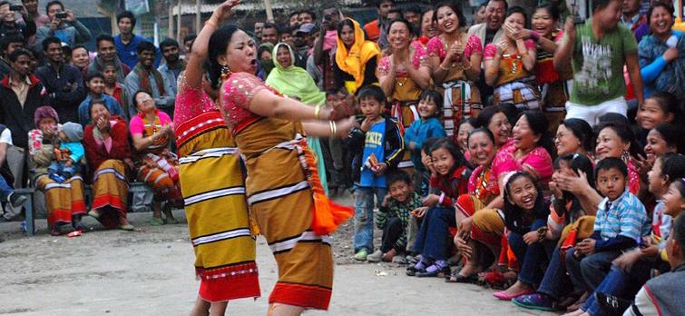 Lui-ngai- ni, Manipur