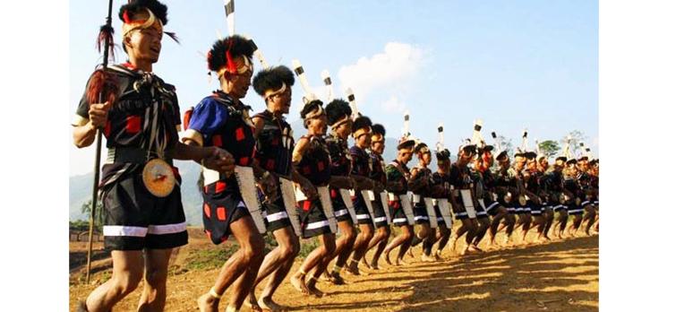 Moatsu Mong Festival Nagaland