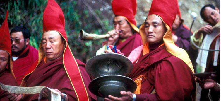 Saga Dawa Fesitval Sikkim