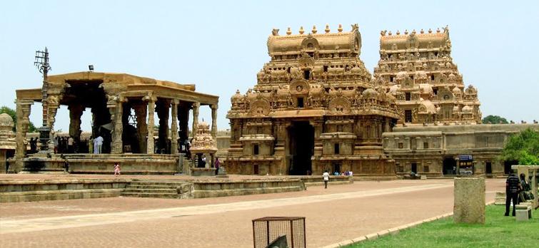 Brihadeswara Temple Thanjavur