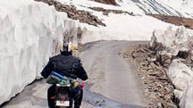 Leh - Srinagar Motor Bike Safari