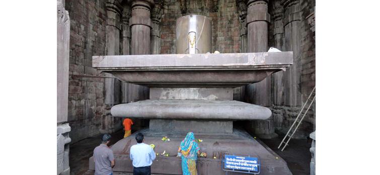 Bhojeshwar Shiva Temple