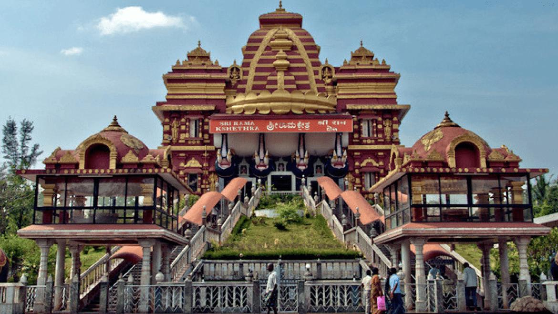 Temple & Sightseeing Tour to Karnataka