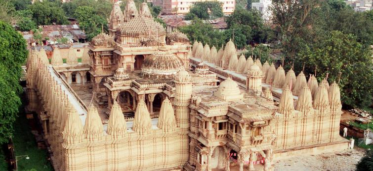 Hatheesing-Jain-Temple