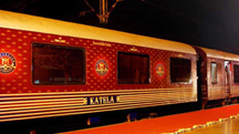 Maharaja Express Journey India Tour