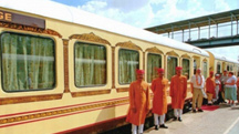 Heritage Palace on Wheels Golden Triangle Tour