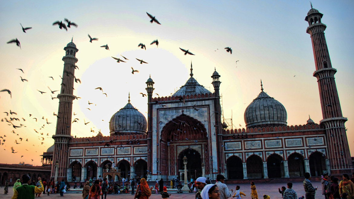 Top 12 Popular Mosques of India