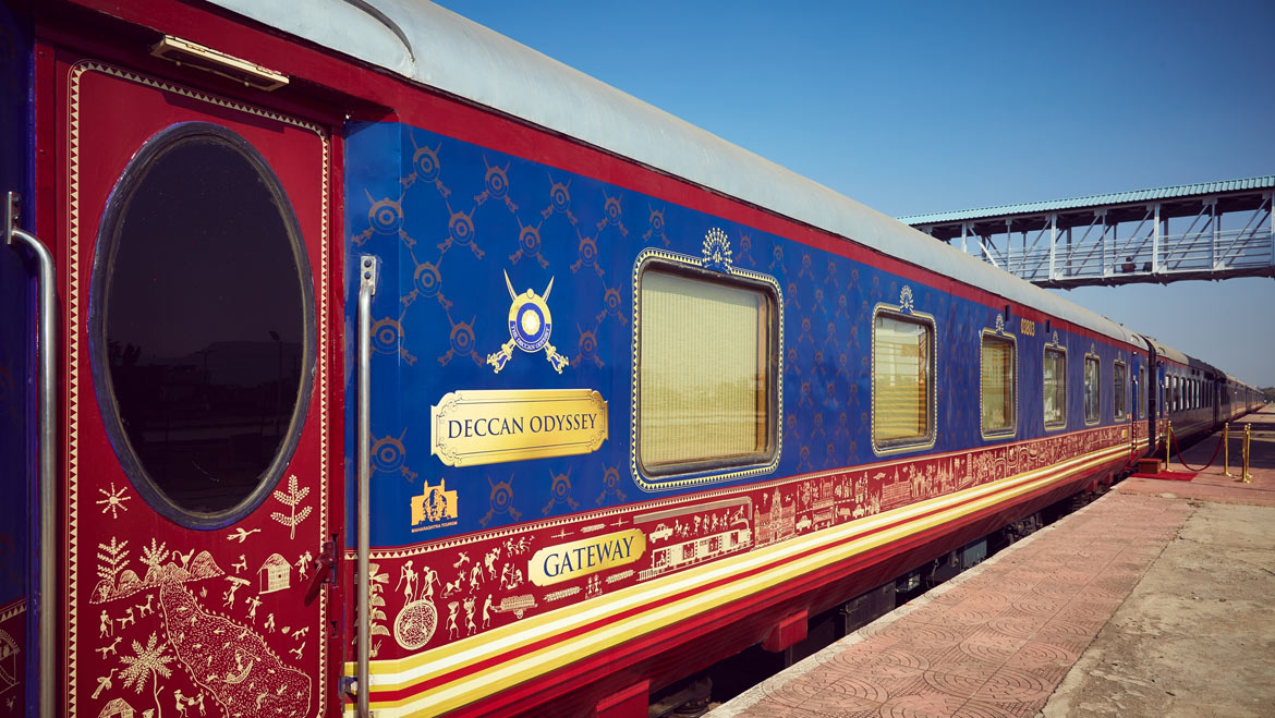 Deccan Odyssey: An Unsurpassed Expedition into the Heart of India