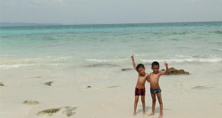 Andamans Kala Pathar Beach