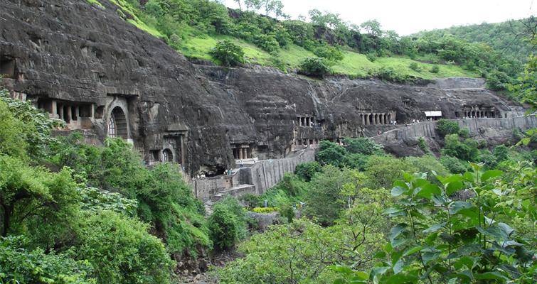 Ajanta Caves Aurangabad-