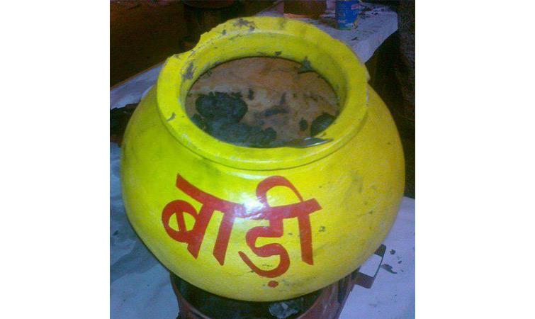 Baadi Uttarakhand Food