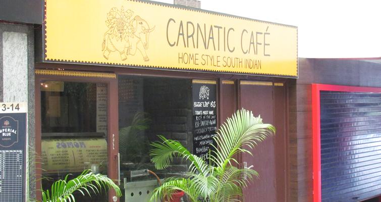Carnatic Café