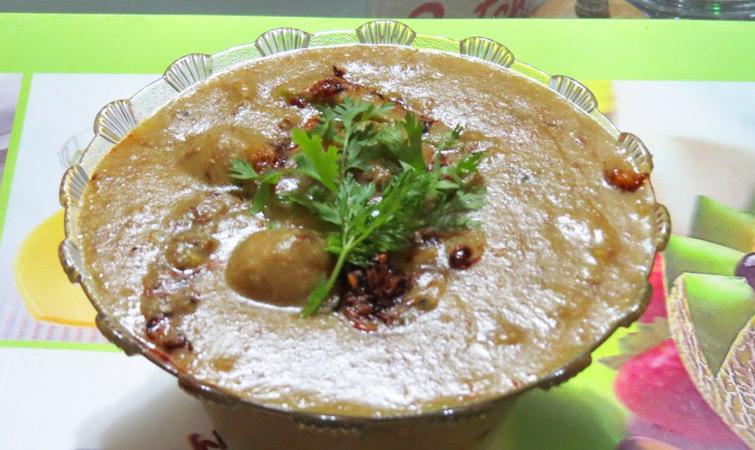 Dubuk Uttarakhandi Food