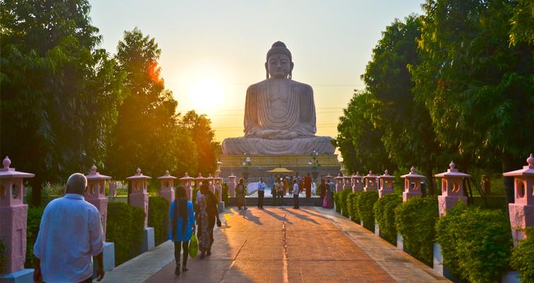 Gaya Buddhist Tourism Site
