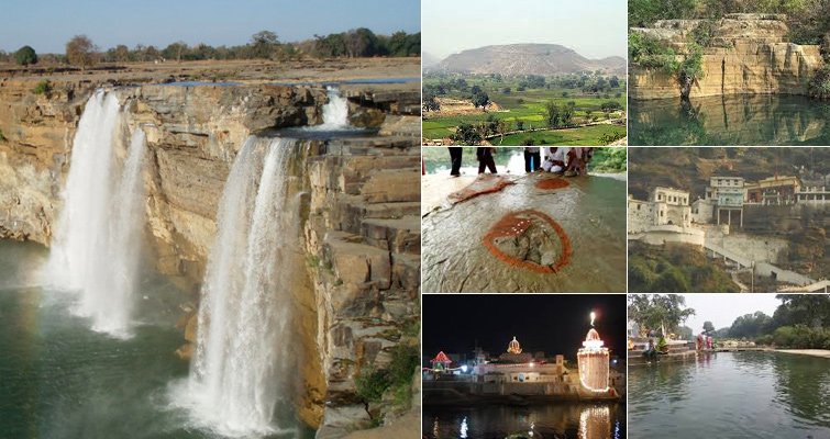 Chitrakoot Tourist Places