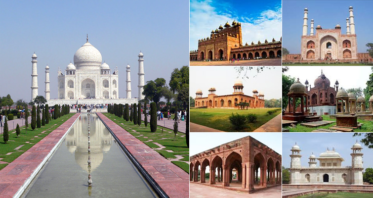 Agra Sightseeing Places