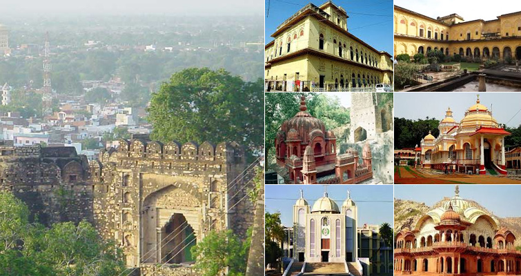Jhansi Tourism Places