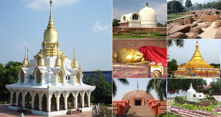 Kushinagar Tourism Places