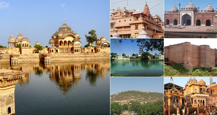 Mathura Tourist Places