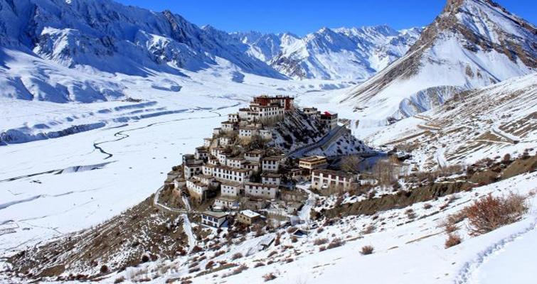 Key Monastery Himachal