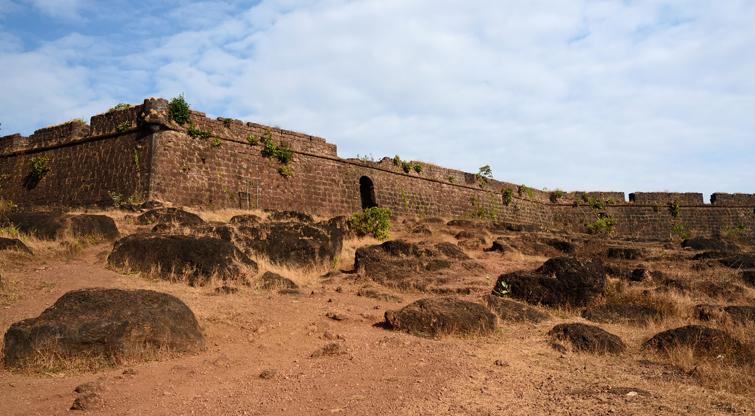 Chapora Fort Goa