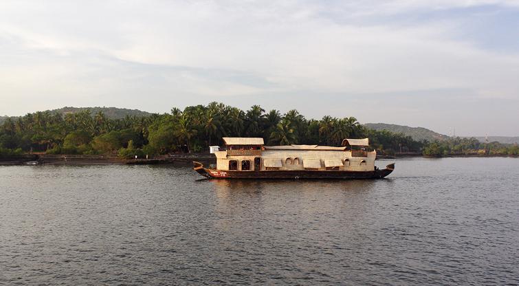 Goa Backwater