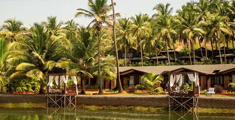 Riva Beach Resort, Goa