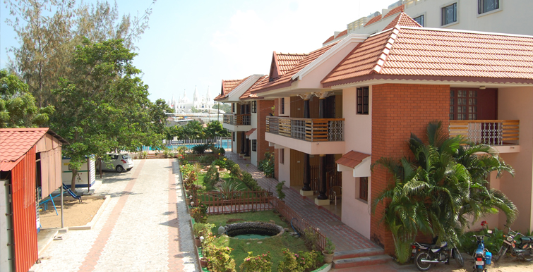 Seagate Church View Resorts, Tamil Nadu