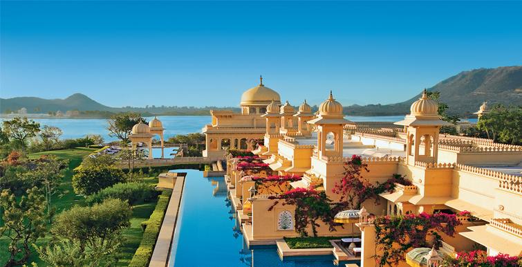 Oberoi Udaivilas, Rajasthan